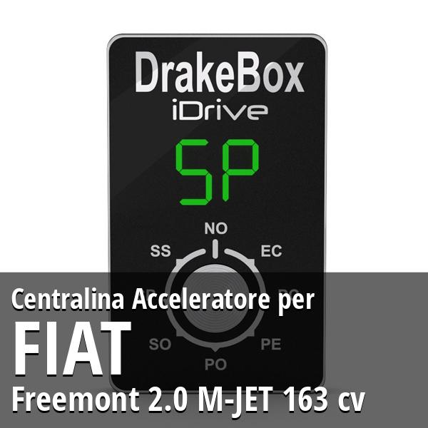 Centralina Fiat Freemont 2.0 M-JET 163 cv Acceleratore