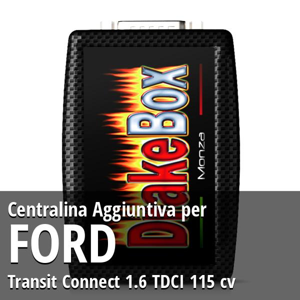 Centralina Aggiuntiva Ford Transit Connect 1.6 TDCI 115 cv