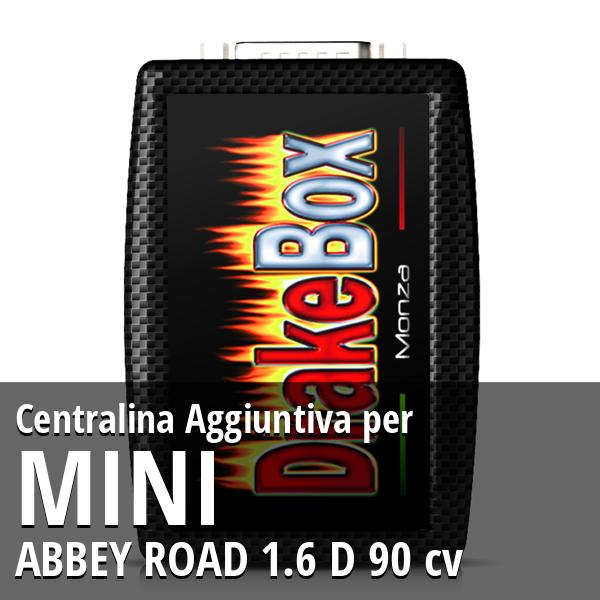Centralina Aggiuntiva Mini ABBEY ROAD 1.6 D 90 cv